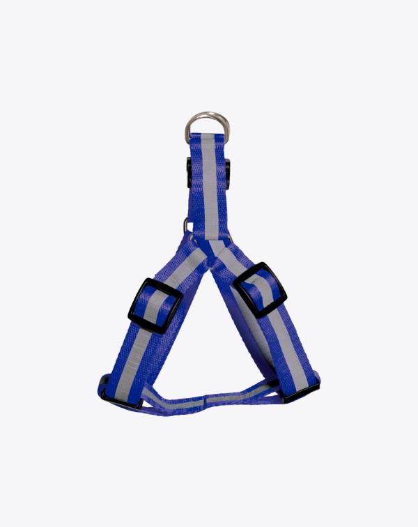Adjustable harness reflector