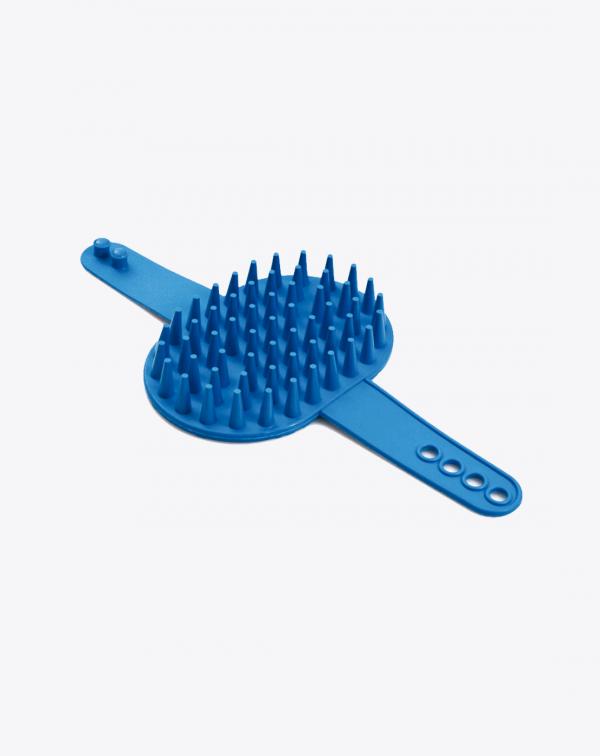 Long hair brush
