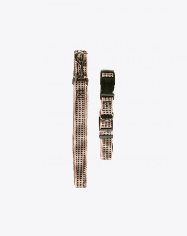 Correa y collar nailon 2 Nugape
