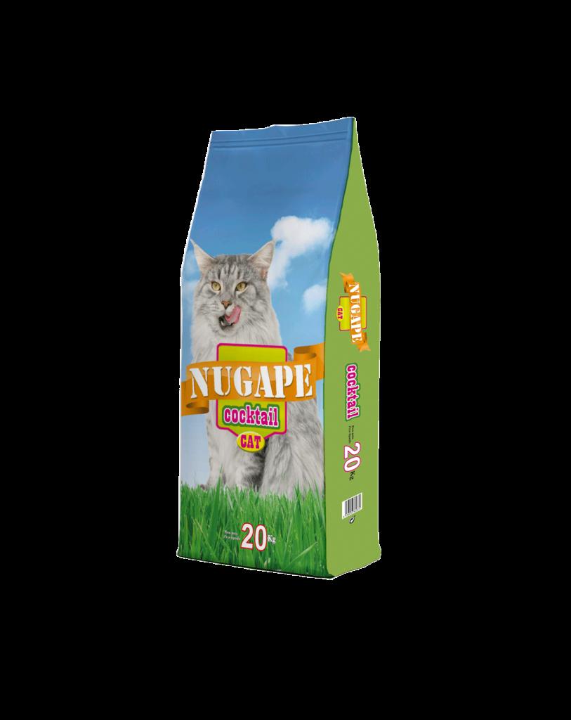 Nugape Cat Cocktail