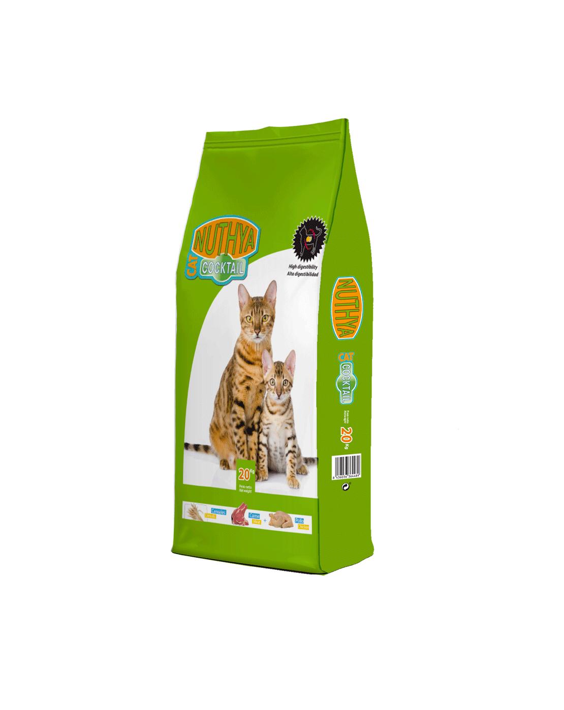 Nuthya Cat Cocktail Nugape