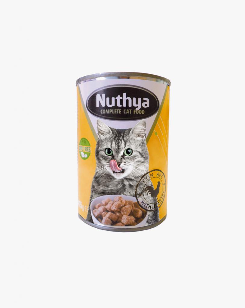 Nuthya Lata Pollo Buey