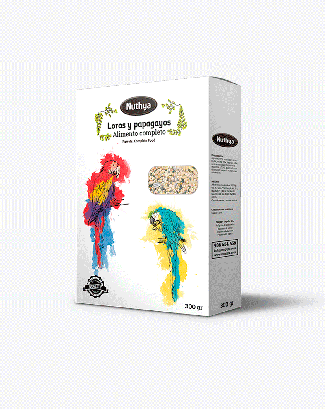Premium Parrots