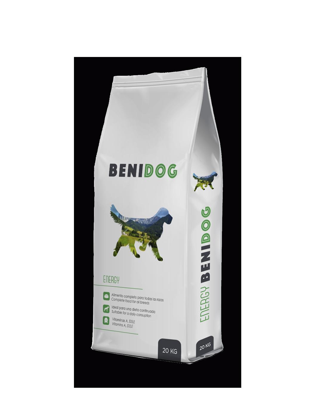 30/12 BeniDog Energy